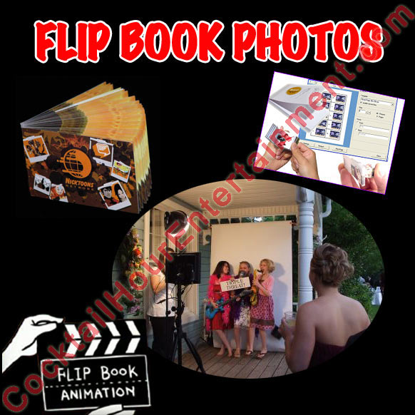 Bar Mitzvah Flipbooks